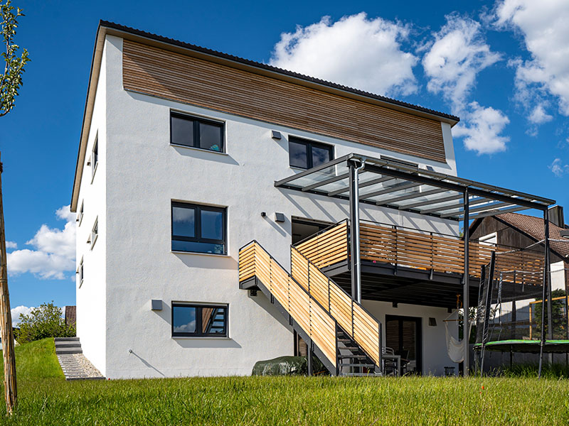 Ziegelhaus Eichstätt | Schlicker Bauunternehmen GmbH