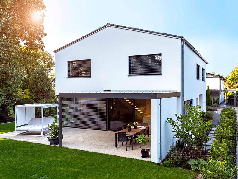Einfamilienhaus Ingolstadt | Schlicker Bauunternehmen GmbH